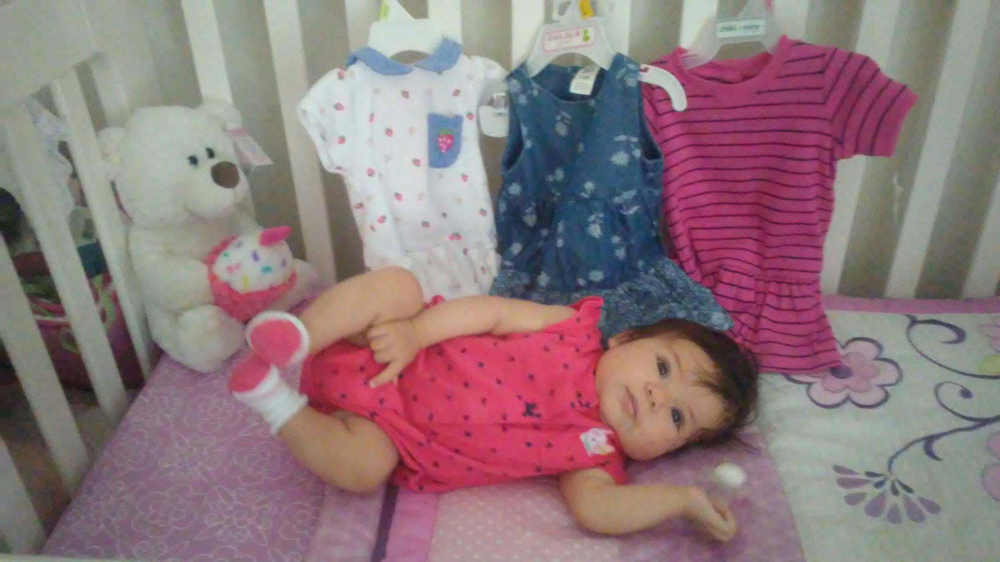 Baby Luna's Personal Stylist