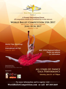 World Ballet Competition 2017